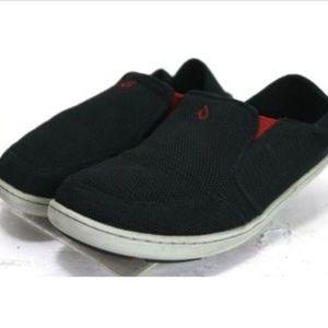 Olukai Nohea Boy's Youth Casual Slip-on Shoes Sz 2